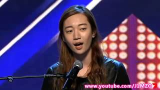 Video Julia Wu - The X Factor Australia 2014 - AUDITION [FULL] MP3, 3GP, MP4, WEBM, AVI, FLV Juni 2019