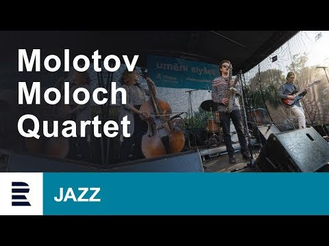 Molotow Moloch Quartet LIVE | Mezinárodní den Jazzu | International Jazz Day 2019