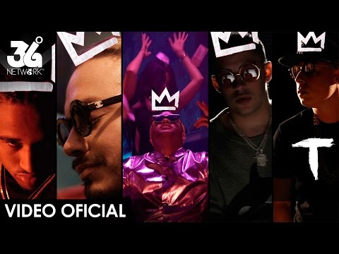 El Taiger Ft. Cosculluela, J Balvin, Bad Bunny & Bryant Myers - Coronamos (Remix 2)