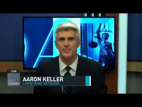 Daily Debrief with Aaron Keller 101218