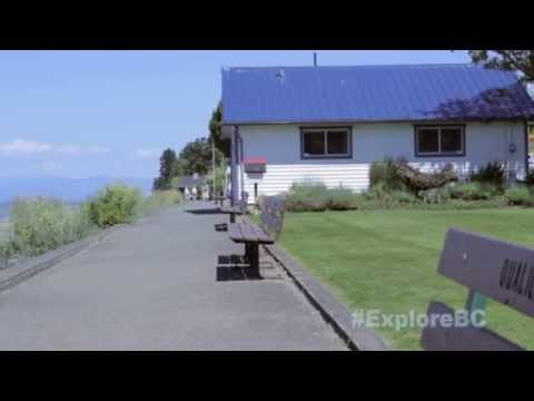Watch: The Qualicum Beach Visitor Information Centre
