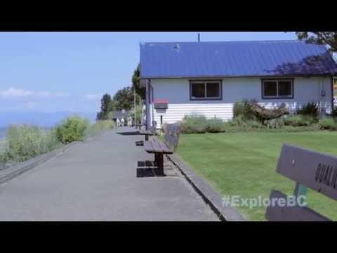 Watch: The Qualicum Beach Visitor Information Centre