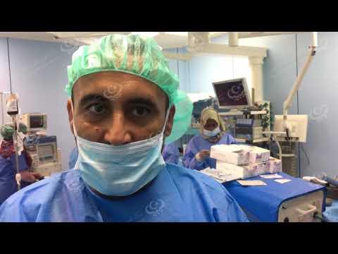 إجراء عملية جراحية بالمعهد القومي لعلاج الأورام صبراتة