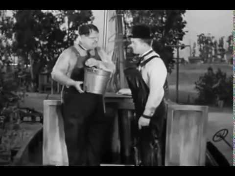 Gøg og Gokke - Vandkamp