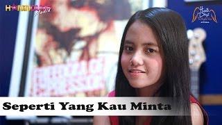 Video Seperti Yang Kau Minta - Chrisye (Accoustic Cover) by Hanin Dhiya MP3, 3GP, MP4, WEBM, AVI, FLV Juli 2018