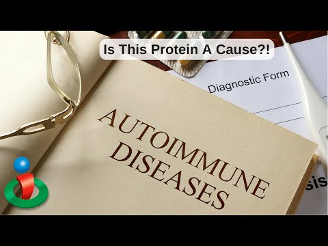 Your Immune Condition Could Be Caused by This Common Protein!