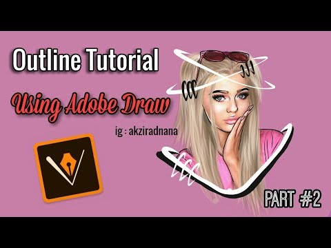 Outline Tutorial 2 | Adobe Draw