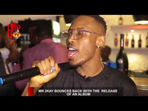 MR 2KAY BOUNCES BACK WITH THE RELEASE OF AN ALBUM (Nigerian Entertainment News)