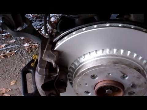 2004 Volvo XC90 Rear Brake Repair – Part 5 of 5
