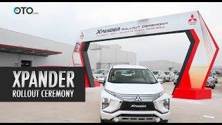 Video Mitsubishi Xpander Rollout Ceremony I OTO.com MP3, 3GP, MP4, WEBM, AVI, FLV Oktober 2017