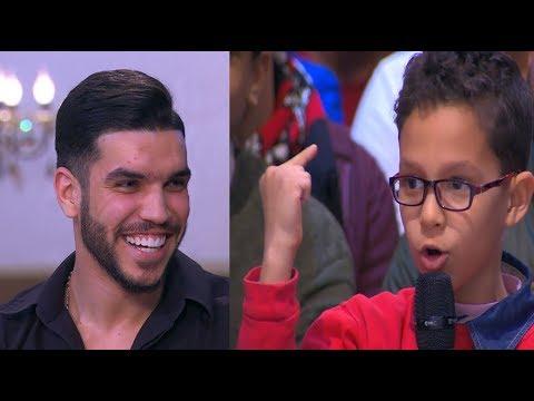 سؤال الطفل يوسف لوليد أزارو يتجاوز مليون مشاهدة