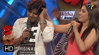 Video Funny Task | Dhee Jodi | 1st March 2017 | ETV Telugu MP3, 3GP, MP4, WEBM, AVI, FLV Oktober 2017