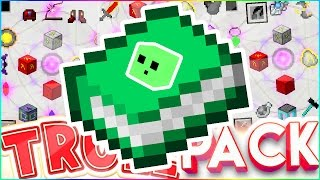 LEARNING EVERY ITEM IN THE WHOLE GAME - TROLL PACK SMP #35