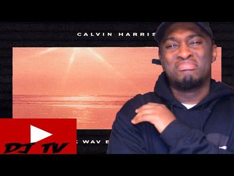 "CALVIN HARRIS - ""FUNK WAV BOUNCES VOL.1"" ALBUM FIRST REACTION/REVIEW!!!"