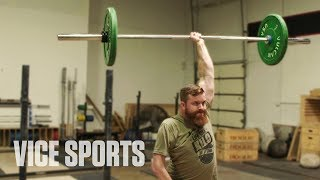 Video The One Armed Weightlifter MP3, 3GP, MP4, WEBM, AVI, FLV April 2019