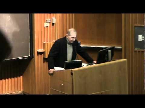 US Poet Laureate Philip Levine liest beim Plutzik Centennial Celebration