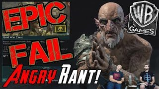 Video Shadow Of War HAS Microtransactions!? Angry Rant! MP3, 3GP, MP4, WEBM, AVI, FLV September 2018