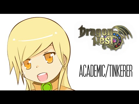 Dragon Nest in a Nutshell #4 - Academic/Tinkerer