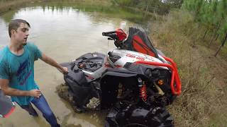 9. 2016 Can A Can-Am Renegade PUT TO THE TEST