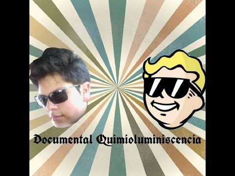 Reportaje Quimioluminiscencia