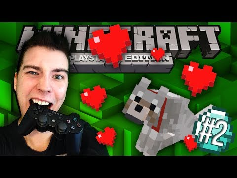 JAŚ ZABIJA JASIA! - Minecraft PS3 [#2]