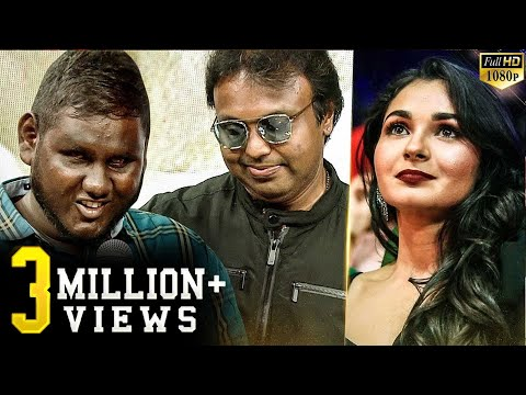 Thirumoorthy Viral Singer's 1st Live Performance & Surprise for Imman - Imman emotionally in Tears