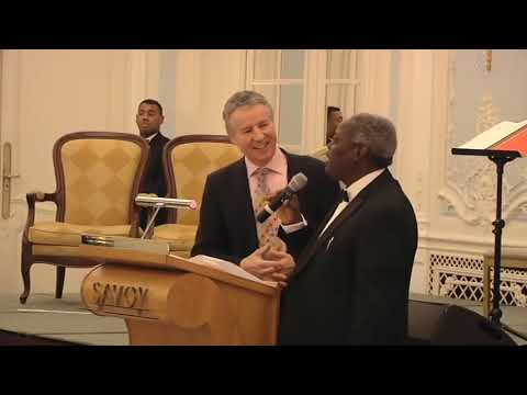 PST W. F. KUMUYI TALKS OF HOW HE AND PST E. A. ADEBOYE MET IN THOSE DAYS