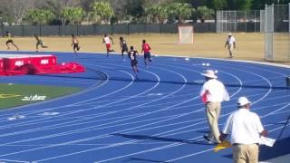 Tyrese Cooper runs 45.94 PB