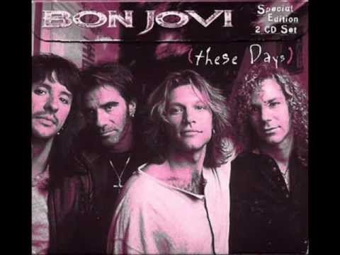 BON JOVI - If That's What it Takes (audio)