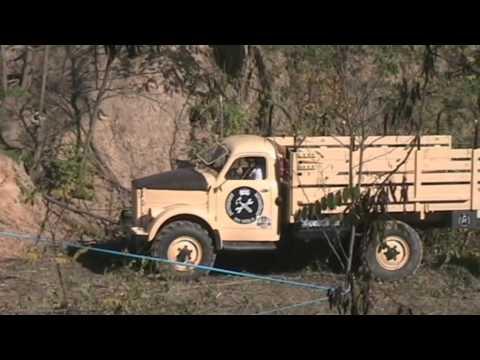 Аварии гонки грузовиков №4 сборка