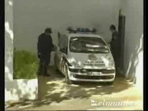 Isabel Pantoja detenida por la policía