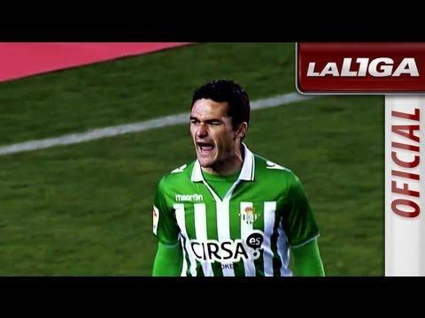 Edición Limitada: Real Betis (3-0) Málaga CF - HD (видео)