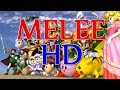 Melee HD is a Bad Idea