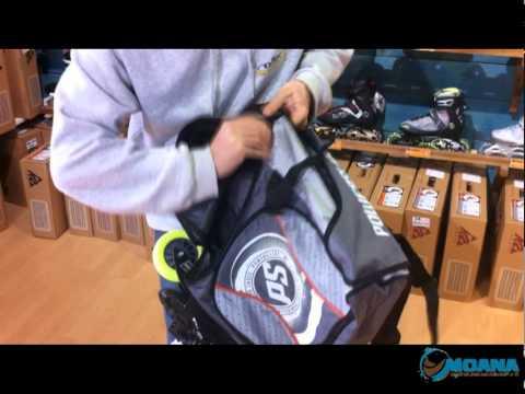 presentation du nouveau sac powerslide backpack pro.mpg