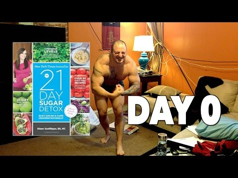 21 DAY SUGAR DETOX (Day 0) Weigh In, Posing, & Diet Overview