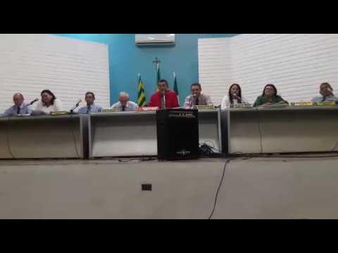Câmara Municipal de São Félix do Piauí -Sessão do dia 15-12-2016
