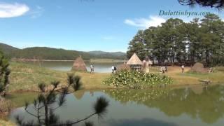 Thung Lũng Vàng - Suối Vàng Đà Lạt - Festival Hoa 2014 - Lần 5 V