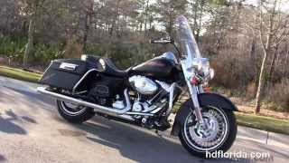 9. Used 2013 Harley Davidson FLHR Road King Motorcycles for sale