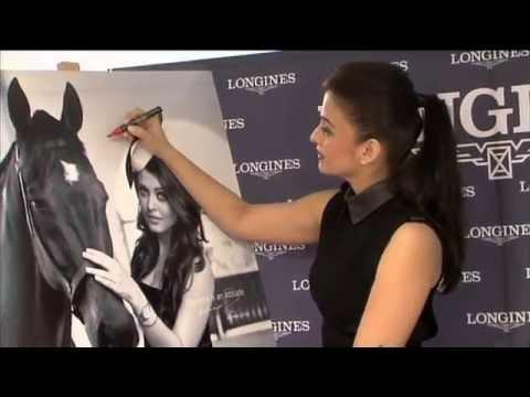 Aishwarya Rai Bachchan Inaugurates New Longines Bo