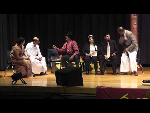 Short stage drama performed at Prathiba 2011, in Toronto, Canada