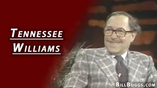 Video Tennessee Williams Interview with Bill Boggs MP3, 3GP, MP4, WEBM, AVI, FLV Desember 2018