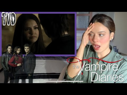 The Vampire Diaries - S01E15 'A Few Good Men' |♡First time Reaction&Review♡