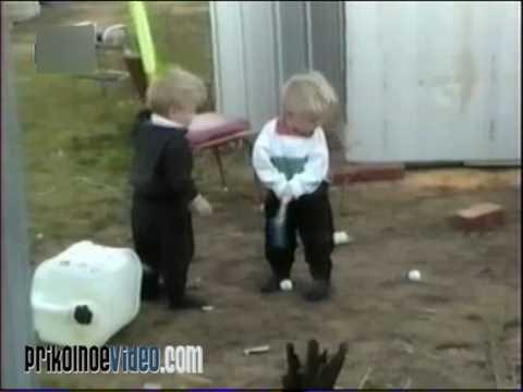 Смешные дети