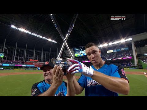 7/10/17: Judge prevails in T-Mobile Home Run Derby