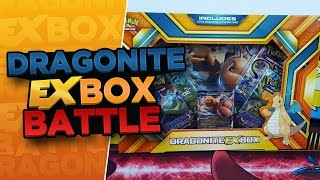 Pokemon Cards Dragonite EX Promo Box Opening BATTLE vs FlipGaming by ThePokeCapital