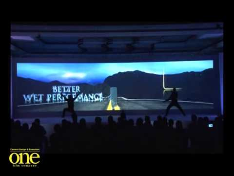 Launch of Yokohama Earth1 Tyre - Interactive Film