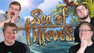 Was ist das für ein krasses Piraten Spiel • Sea of Thieves