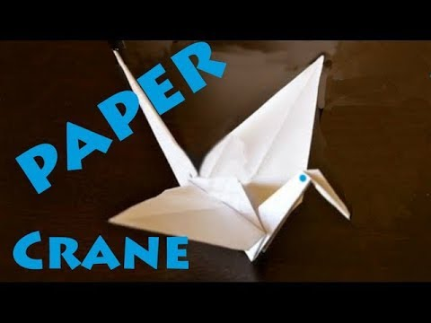 Bird Tutorial - 007 -- Crane