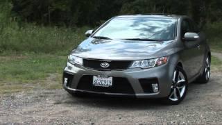 2010 Kia Forte Koup SX - Drive Time Review