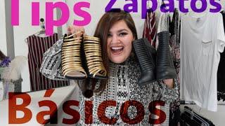 Zapatos - Los básicos